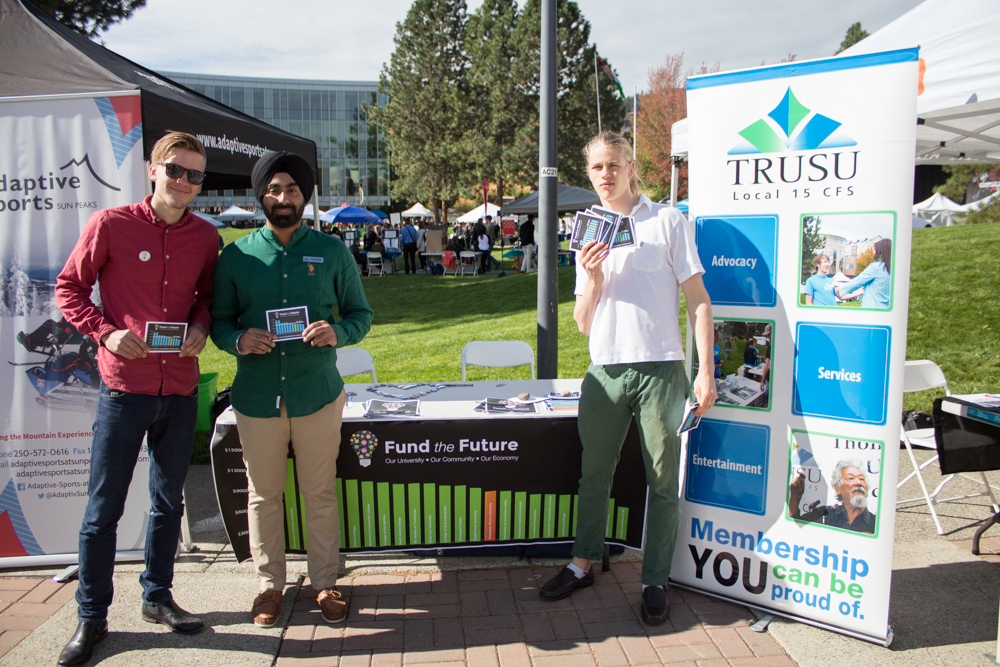 Students Hit The Ground Running On Funding Campaign Trusu